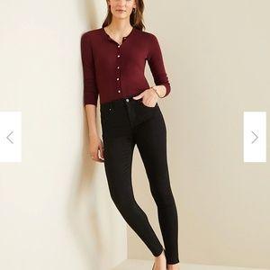 Ann Taylor Petite Stretch Skinny Jeans